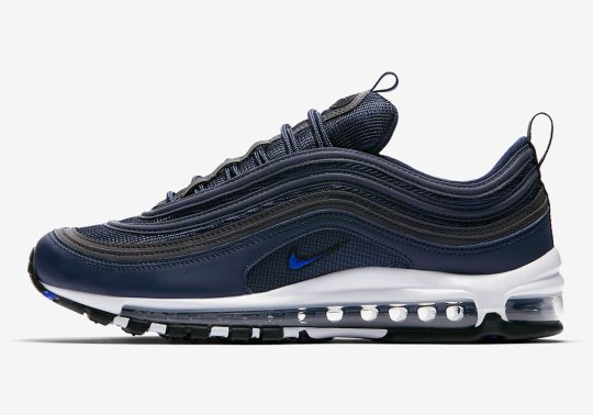 """Nike Air Max 97 """"Obsidian"""" Releasing In Mid-January"""