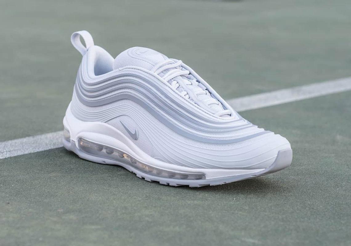 Desigualdad borracho gastos generales  Nike Air Max 97 Ultra 17 Pure Platinum Is In Stores Now | SneakerNews.com