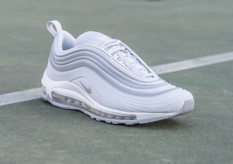 d42b2bb365a0 Nike Air Max 97 Ultra 17 Pure Platinum Is In Stores Now ...