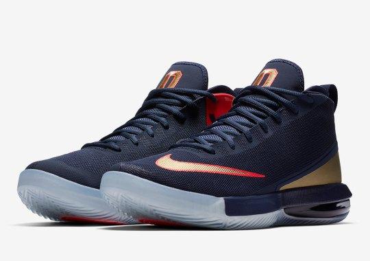 DeMarcus Cousins Gets Pelicans-Themed Nike Air Max Dominate