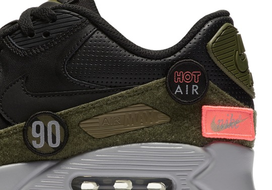 "Nike Brings Back Velcro Patches With ""Hot Air"" Collection"