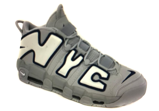 """First Look At The Nike Air More Uptempo """"NYC"""""""