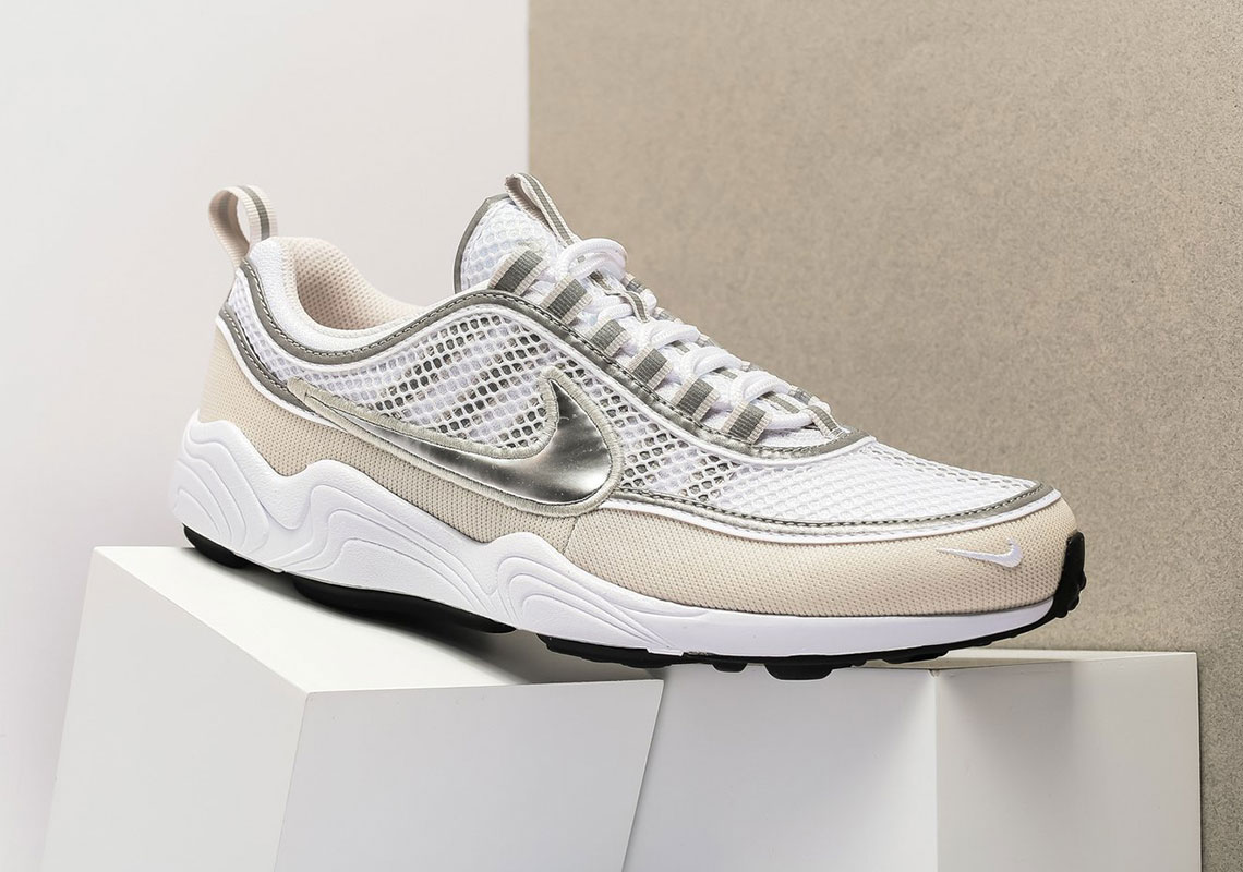 Nike Zoom Spiridon In Cream Hits Stores