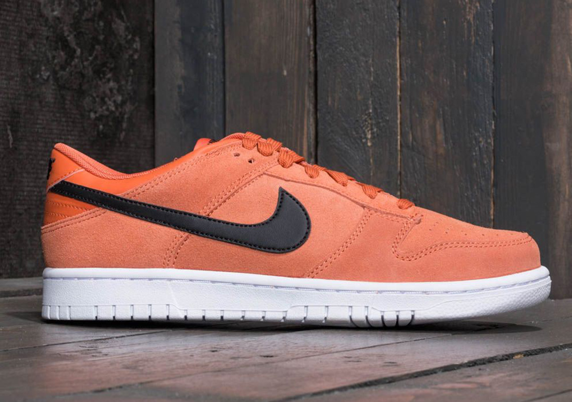 promo code 38e25 56736 ... usa nike dunk low available from footshop 100. color terra orange black  white style code