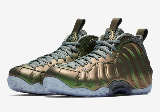 The First-Ever Women's Exclusive Nike Air Foamposite One Releases Next Week