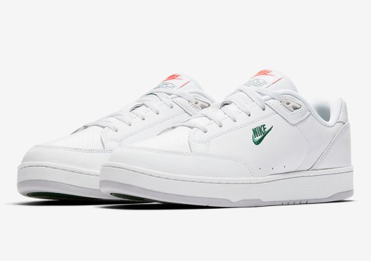 Nike Is Bringing Back The Grandstand II Tennis Shoe From 1992