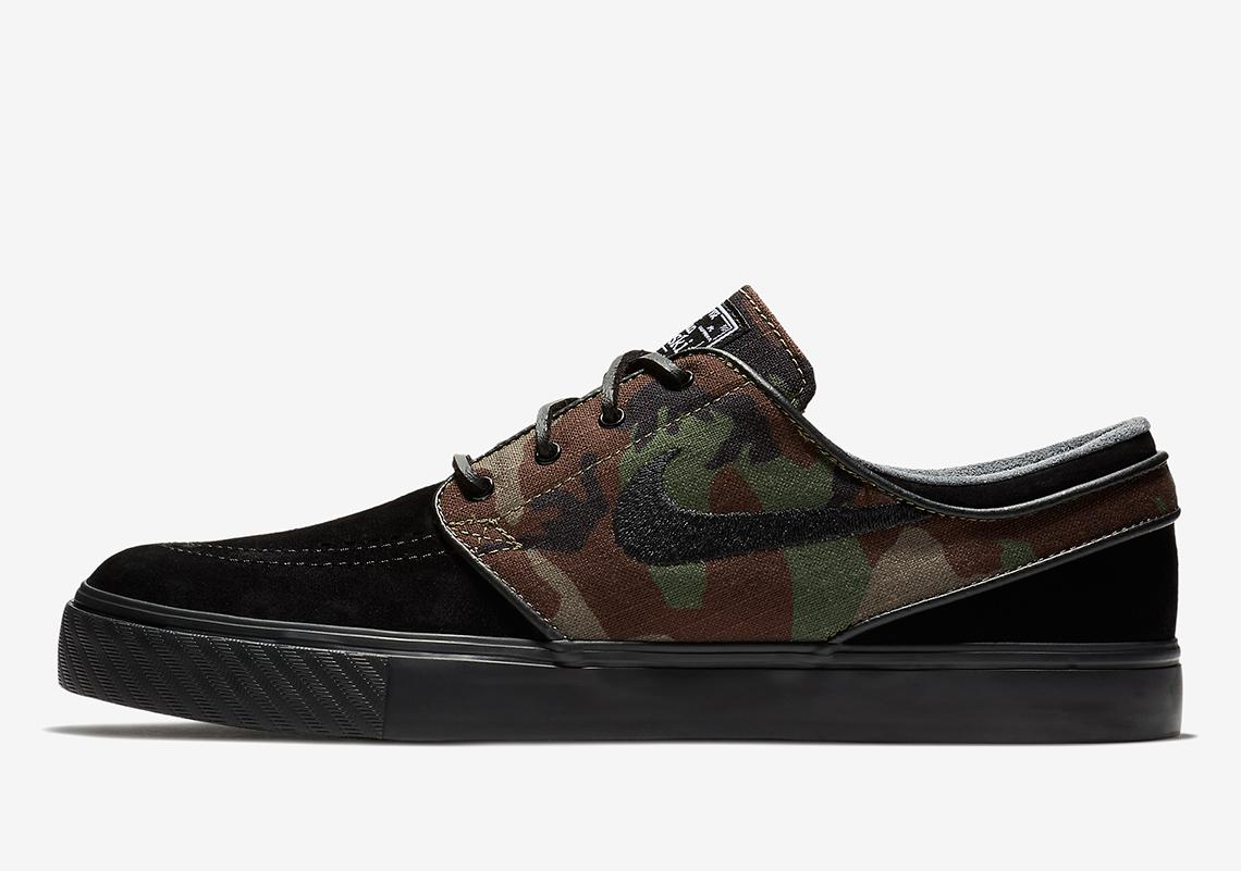 995842465c58a Nike SB Janoski Camo Print 833603-002 | SneakerNews.com