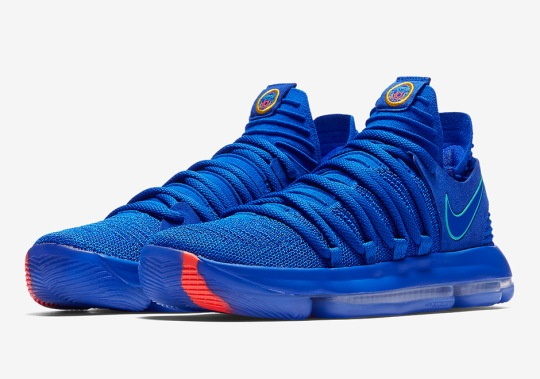 """Nike KD 10 """"City Series"""" Honors The Bay Area's Chinatown District"""