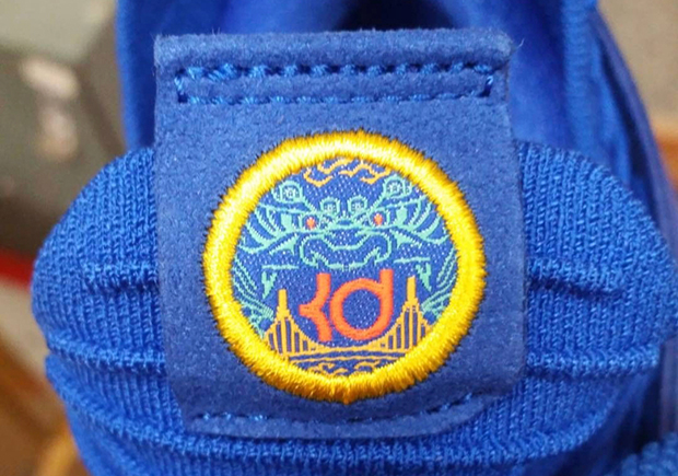 "Nike KD 10 ""City Series"" Honors The Bay Area's Chinatown District"