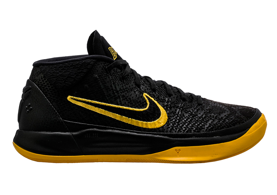 "Nike Kobe AD + Lakers ""Black Mamba"" Jersey 