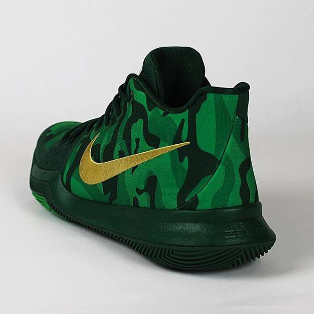 newest fec9c dabb6 Nike Kyrie 3