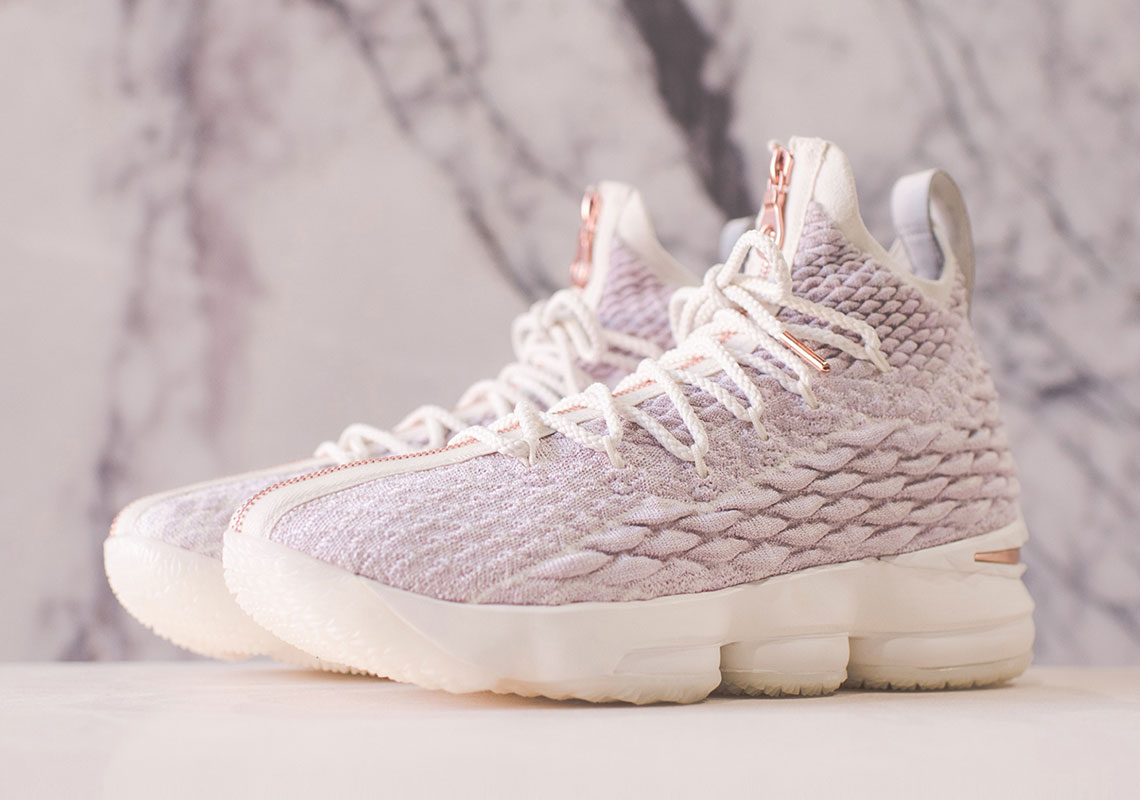 more photos 2054c b6294 KITH Nike LeBron 15 Release Date | SneakerNews.com