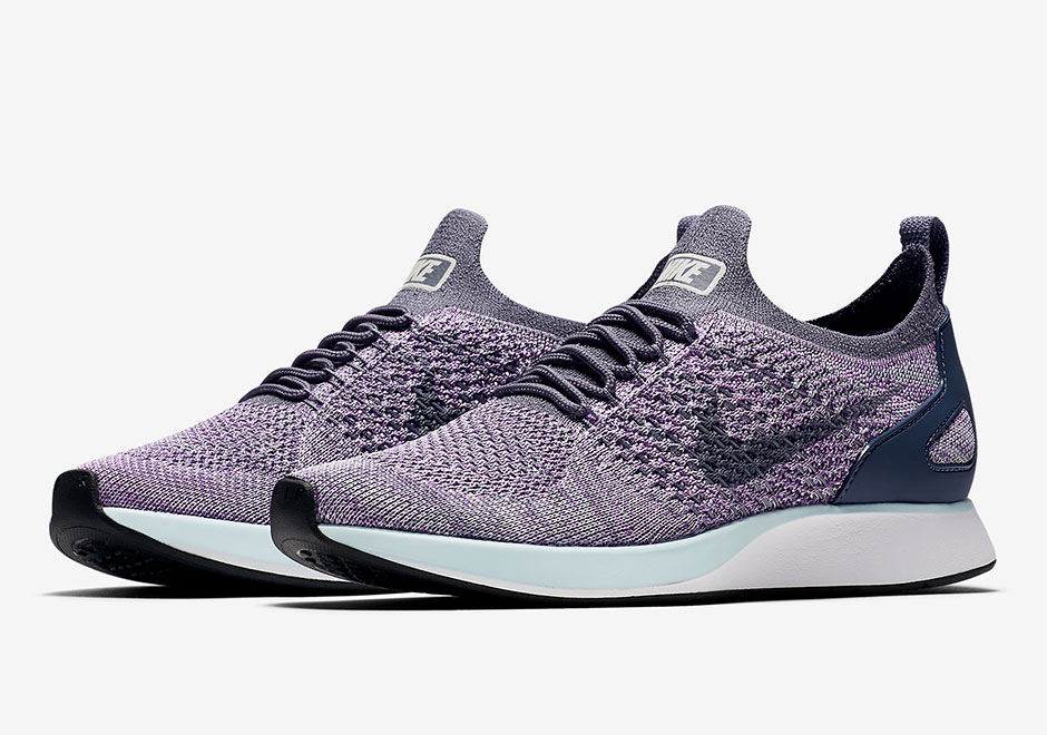 info for 0f0da 8822b Nike Air Zoom Mariah Flyknit Racer Release Date  Spring 2018  150. Color  Light  Carbon Light Carbon-Summit White