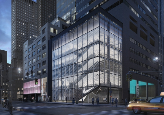 Nike Announces Plans To Open 69,000 Sq. Ft. Store In NYC