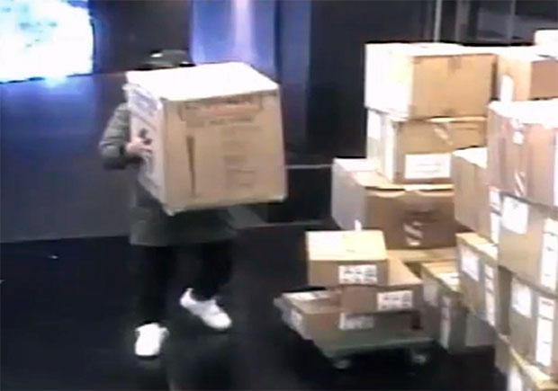 "Thieves Steal $7,200 Worth Of Air Jordan 11 ""Win Like '96"" Pairs From Niketown NY"