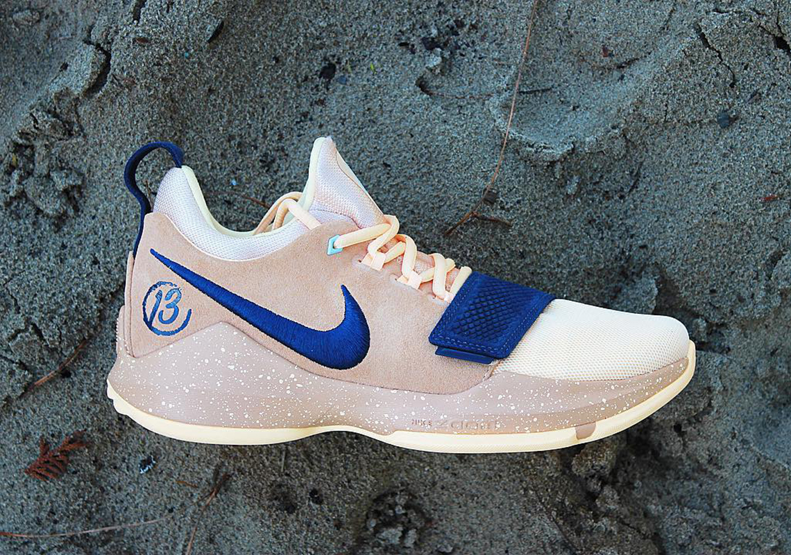 "Nike To Release PG 1 ""Wild West"" PE At Two House Of Hoops Locations"
