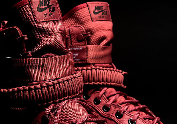 ... Nike SF-AF1 Release Date December 15 11a45ccd68