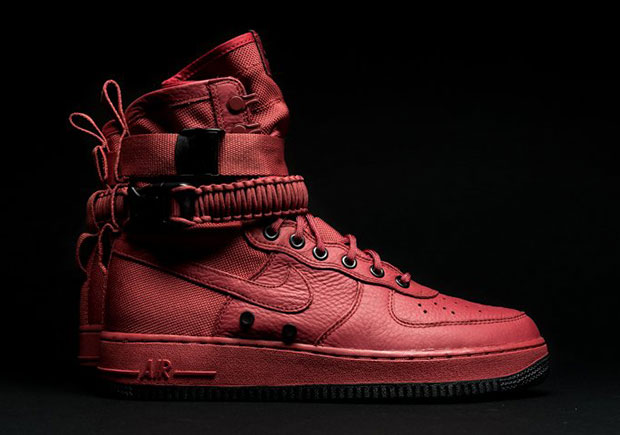 "Nike SF-AF1 ""Cedar"" Available Now In Women's Sizes"