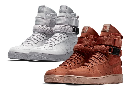 Nike's Ever-Popular SF-AF1 Is Releasing In More Women's Exclusive Colorways