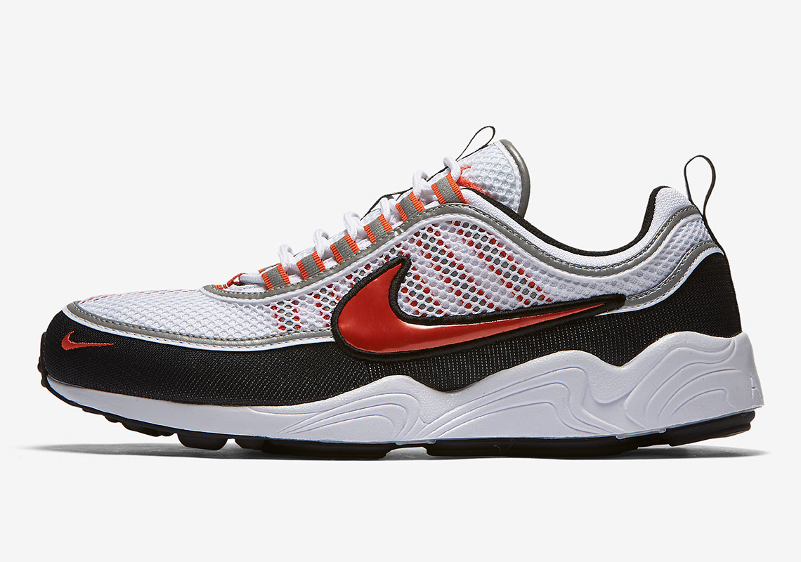 Nike Remixes The OG Spiridon Colorway With Team Orange