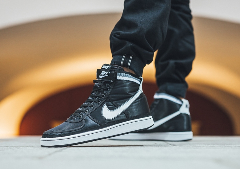 info for d31f7 c5f71 The Nike Vandal High Supreme Returns In Classic Black And Grey