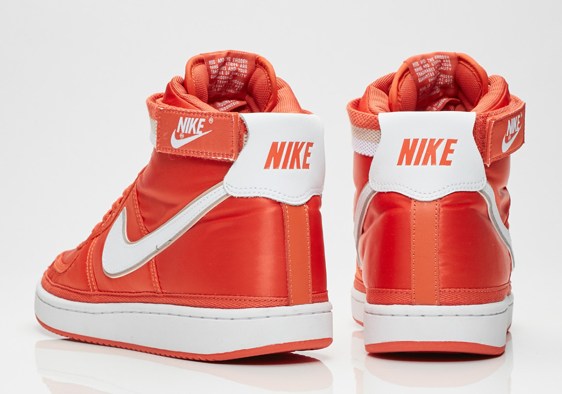 Nike Vandal High Supreme $99. Color: Vintage Coral/White/White/Particle  Beige