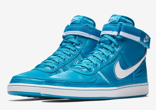 "Nike Vandal High Supreme ""Blue Orbit"""