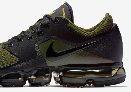 "Nike Vapormax CS ""Oregon"" Coming Soon"