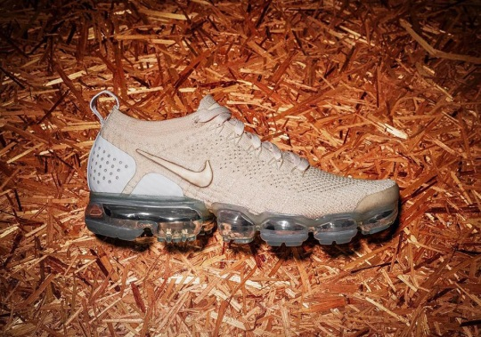 Expect A New Nike Vapormax Flyknit With Smaller Swooshes In 2018