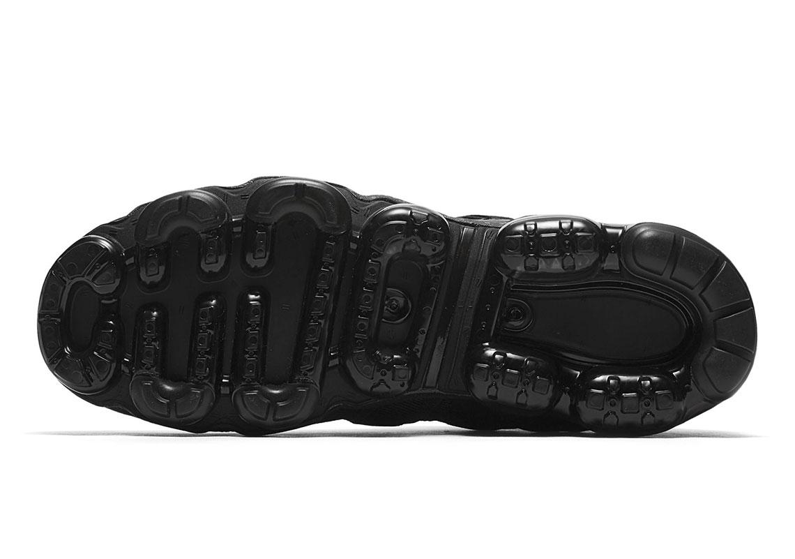 Nike Vapormax Flyknit Restockpro Negro De Triple M1xin8m