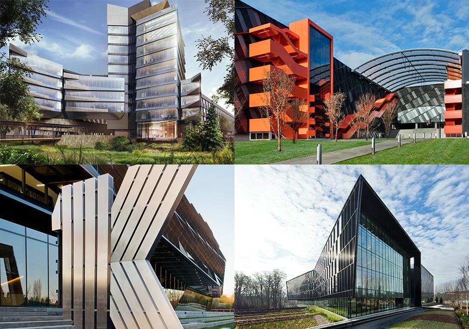 Nike World Headquarters Campus Map.Nike Whq New Buildings Serena Williams Coach K Sebastian Coe