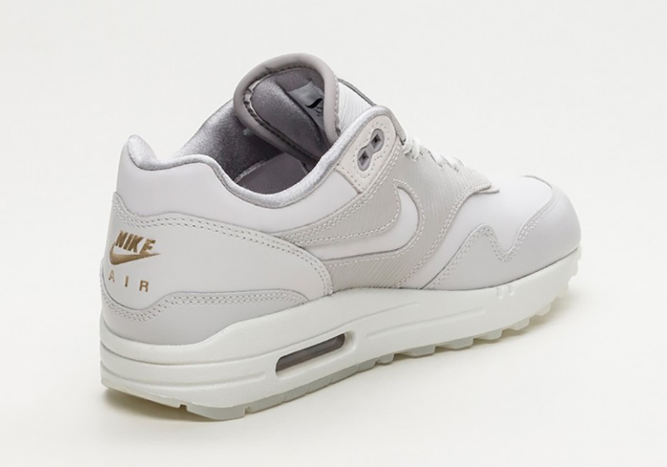 finest selection a2921 8f1e4 Nike WMNS Air Max 1 Premium AVAILABLE FROM asphaltgold €139. Color  Vast  Grey Vast Grey-Atmosphere Grey Style Code  454746-017. Advertisement.  Advertisement