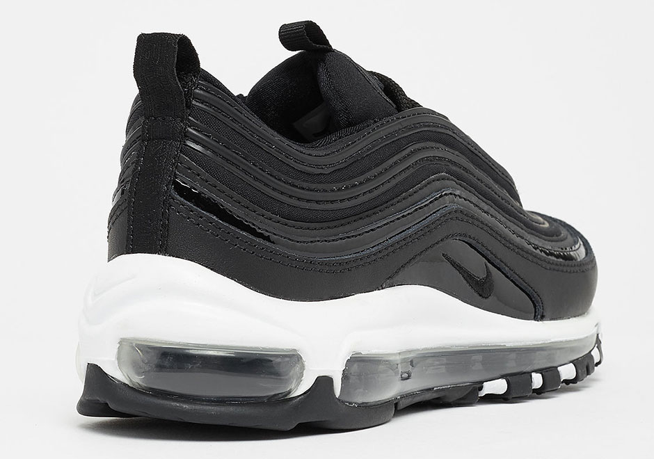 best loved d73da 44153 Nike Air Max 97 Premium Release Date  December 14th, 2017. Color  Black  Black-Anthracite Style Code  917646-003. Advertisement. Photos  Solebox