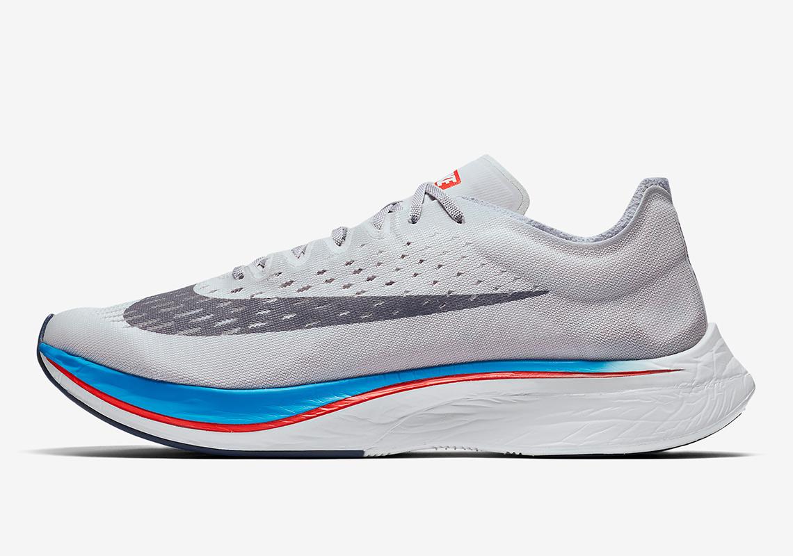 Nike Zoom Vaporfly 4 In Grey 880847 004 Release Date