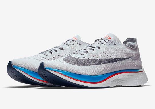 Nike Zoom VaporFly 4% Coming Soon In Grey