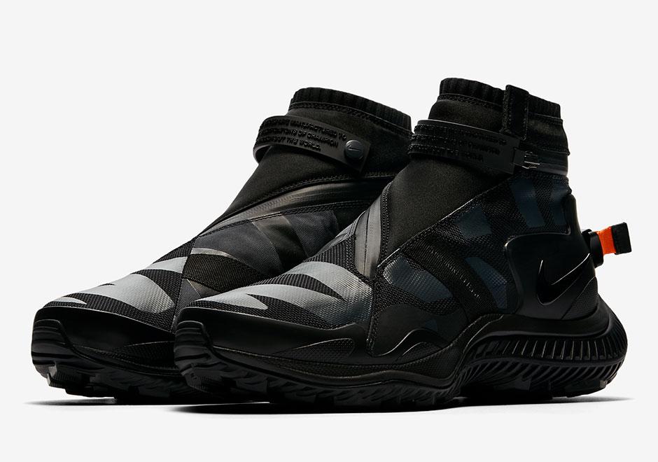 timeless design 5199c a3e6c NikeLab x Gyakusou NSW Gaiter Boot Release Date  December 8th, 2017