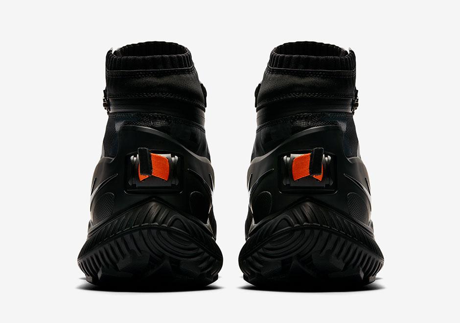 NikeLab x Gyakusou NSW Gaiter Boot Release Date: December 8th, 2017