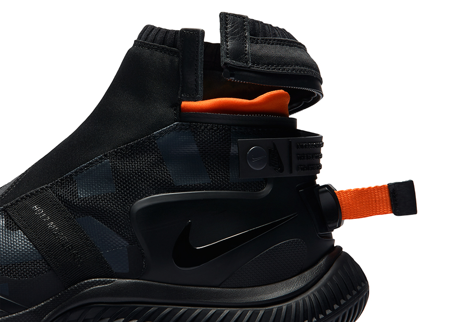 NikeLab To Introduce The Technical NSW Gaiter Boot Next Week