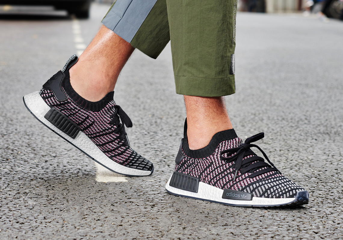 "e9be0d68f adidas NMD Racer PK ""Core Black"" AVAILABLE NOW AT sneakAvenue. Style Code:  CQ2441. Advertisement. adidas NMD STLT"