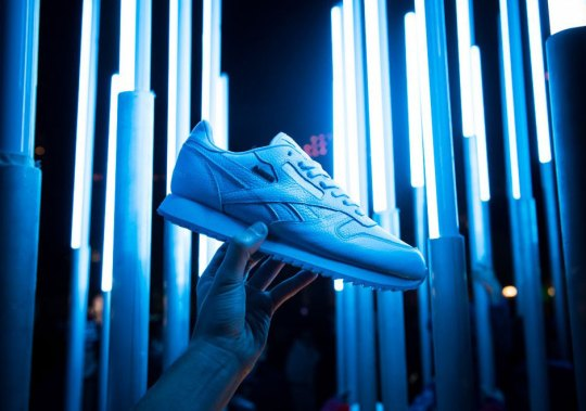 Raised By Wolves Conjures Up Three Reebok Classic Leather Ripples With Gore-Tex
