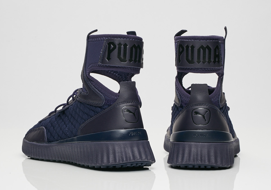 newest 1d0c1 6b5f8 Rihanna Puma Fenty Mid Trainer - Where To Buy | SneakerNews.com