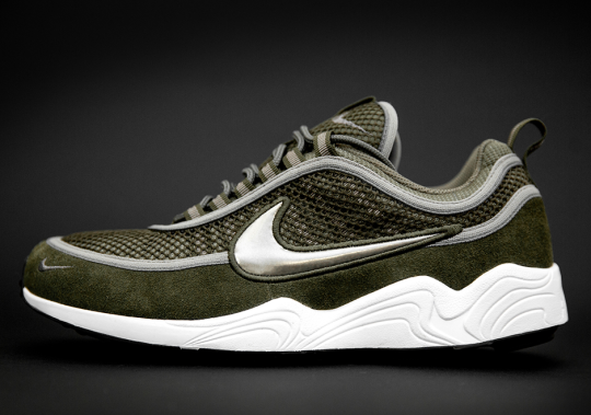 Size? Reveals Two Nike Air Zoom Spiridon Exclusives