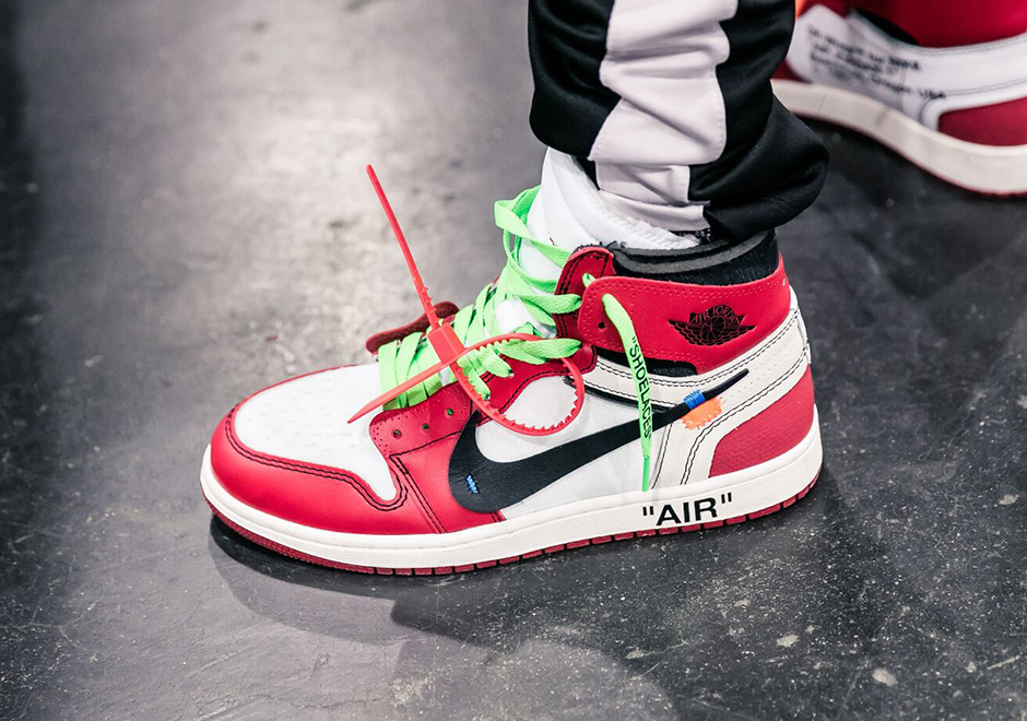 Check out the rest of Sneaker Con NYC's on-foot recap below and tell us  which pair is your favorite.