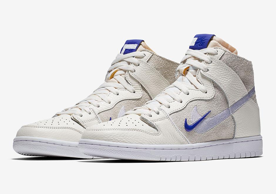 low priced d80fe d084d SOULLAND x Nike SB Dunk High Official Images | SneakerNews.com