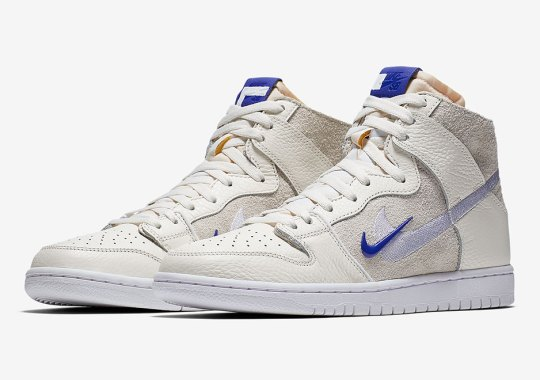 Official Images Of the SOULLAND x Nike SB Dunk High