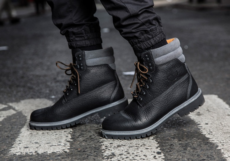 Timberland Unveils The  E2 80 B3 Boot In Black Highway
