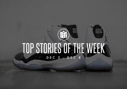 Top Stories Of The Week : December 2-8