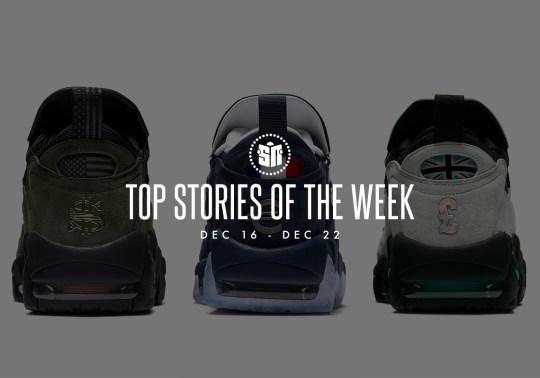 Top Stories Of The Week : December 16 – 22