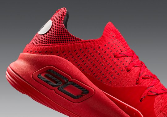 The First UA Curry 4 Low Release Aims To Rid The World Of Malaria