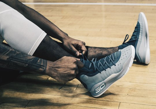 """The UA Curry 4 """"More Buckets"""" Releases Tomorrow"""